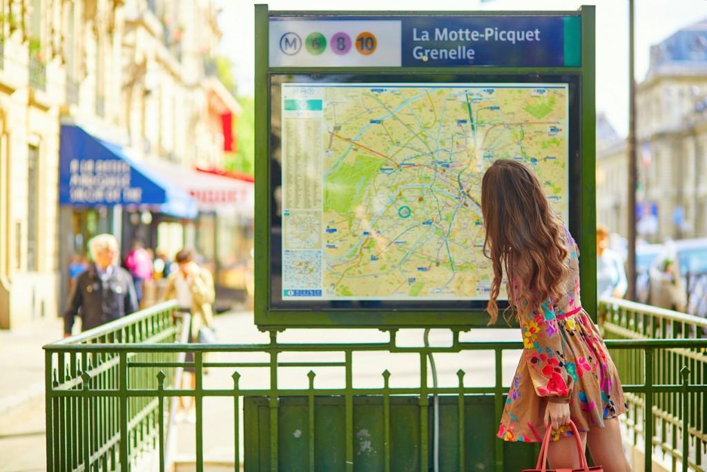 transporte público aplicación