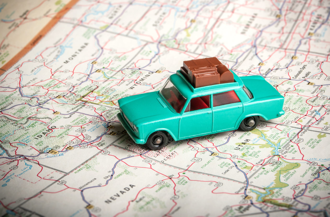 aplicaciones para viajar en coche