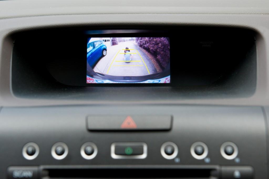 tecnologías coches seguridad cámaras
