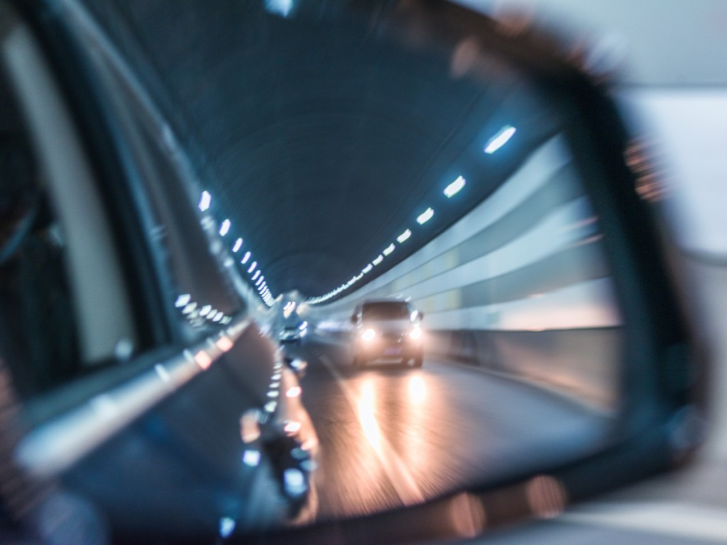tecnologías coches seguridad ángulo muerto