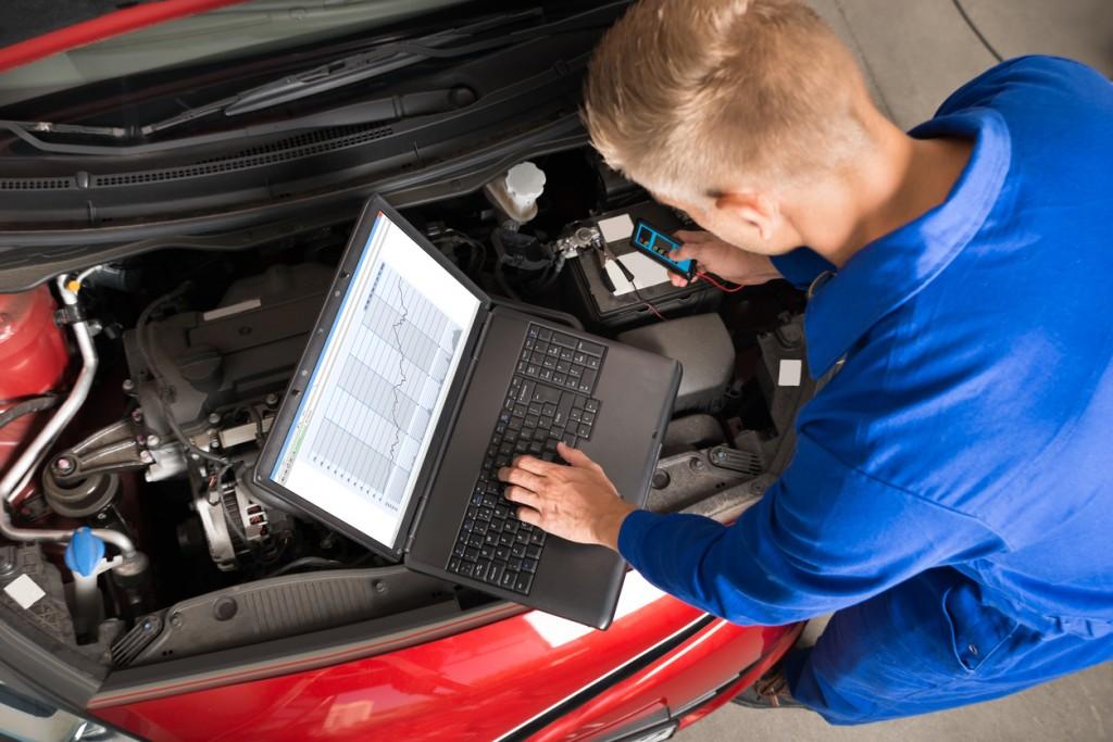 mantenimiento vehículos conectados negocio telecomunicaciones 5g
