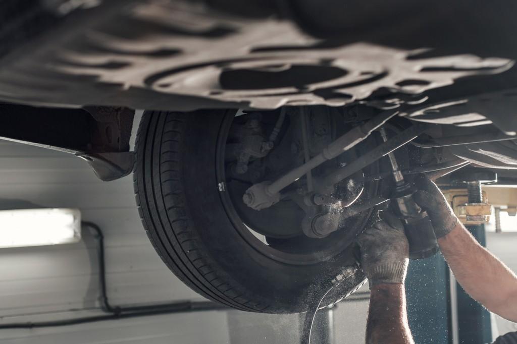 mantenimiento vehículo seguridad