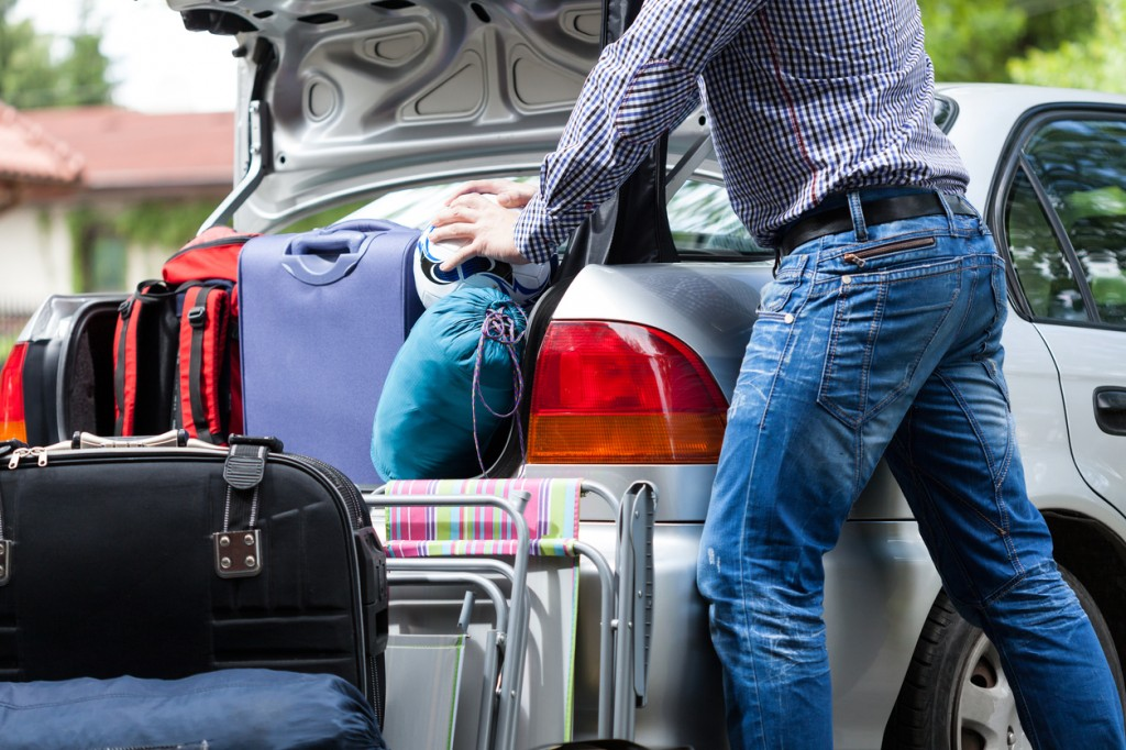 planificación maletas y equipaje