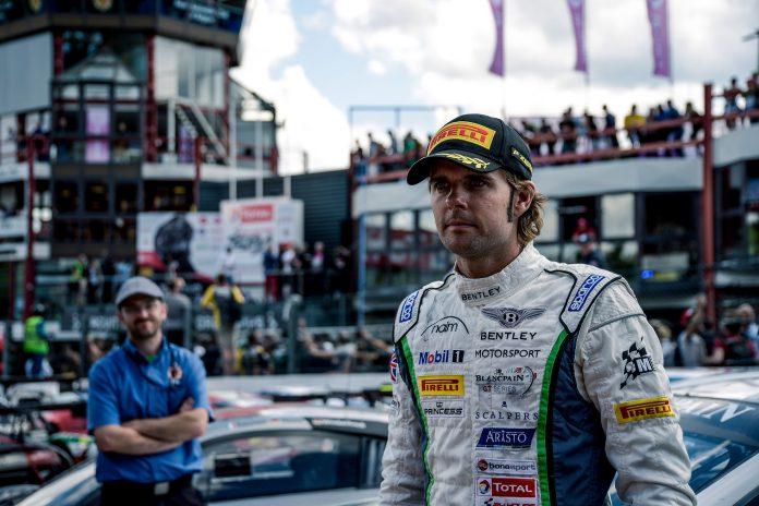 Andy Soucek piloto GT entrevista Festival Velocidad Barcelona