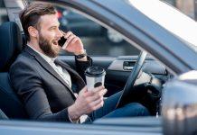 vehículo aut´nomo conducir sin conductor