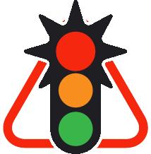 radar de semáforo