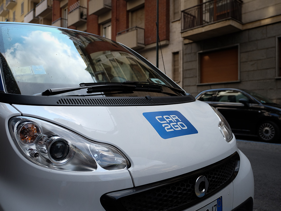 car2go movilidad como servicio