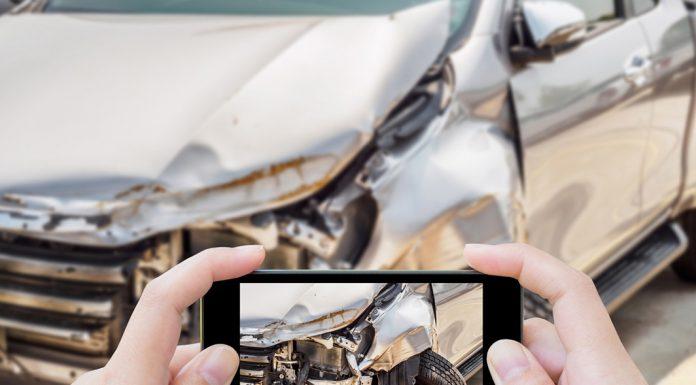 fotografía legal grabar accidente juicio