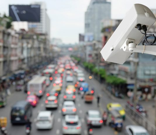 detectar incidente ciudad carretera camara
