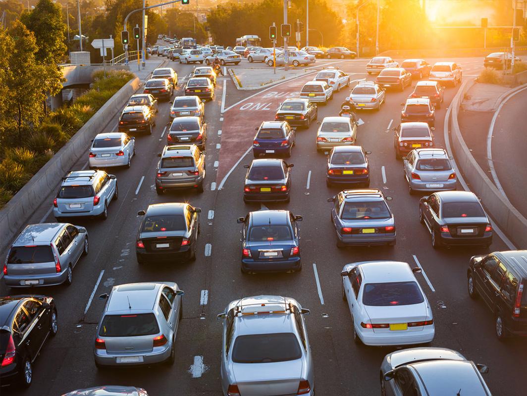 detectar incidente urbano carretera camara