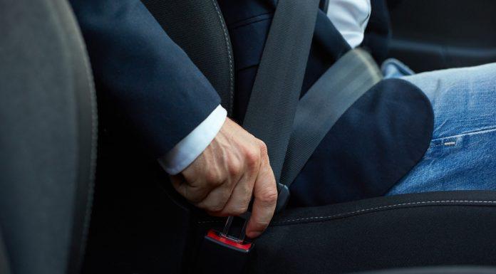 En 2018 aún hay quien no lleva el cinturón de seguridad