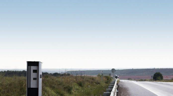 Radares carretera España