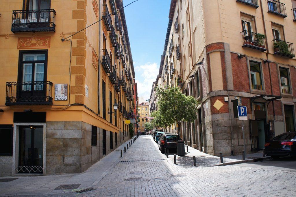 Calle de Madrid Central