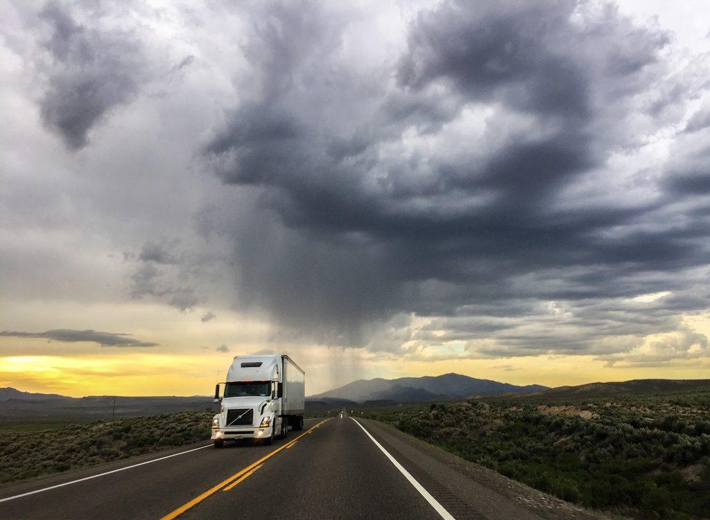 Alertas en carretera