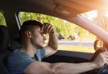 Descansar al volante