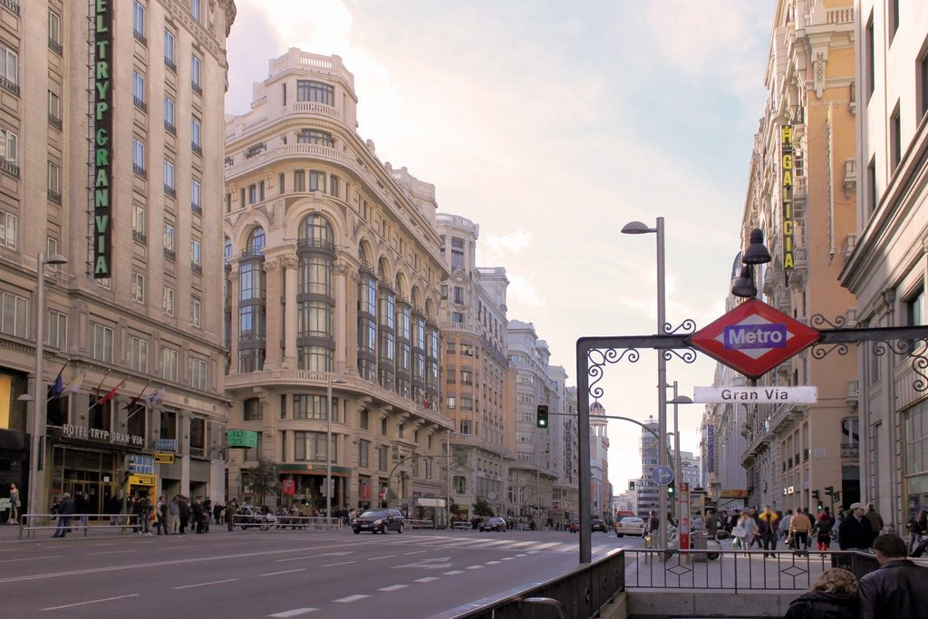 Gran Vía - Madrid Central