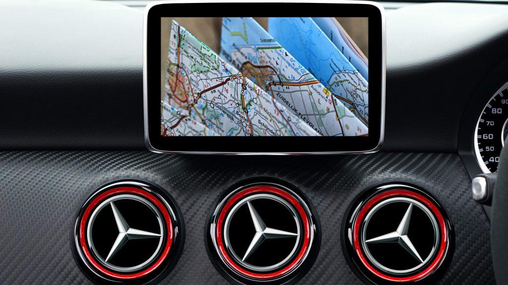 aplicaciones para viajes en coche