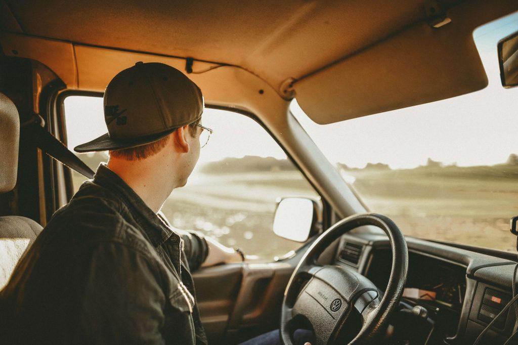 errores al conducir