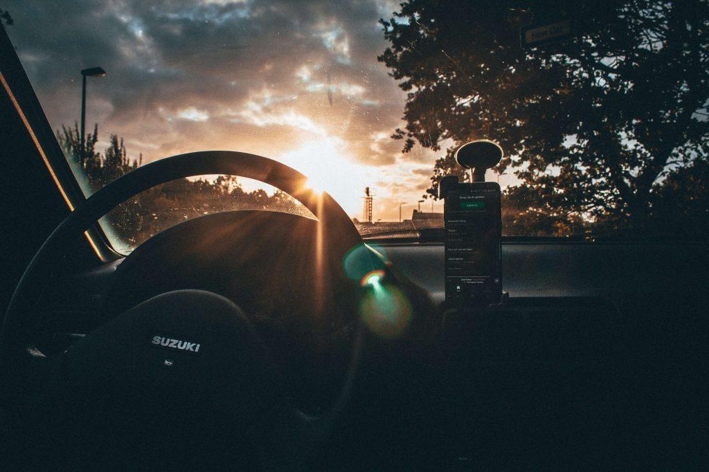 errores al volante comunes