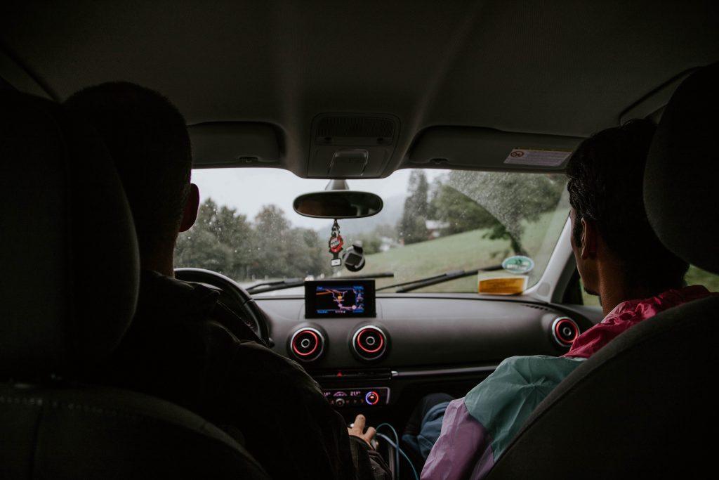 infracciones al volante