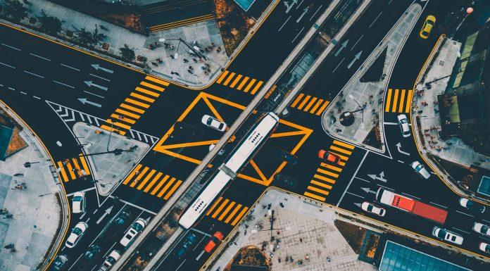 intersección sin señalizar