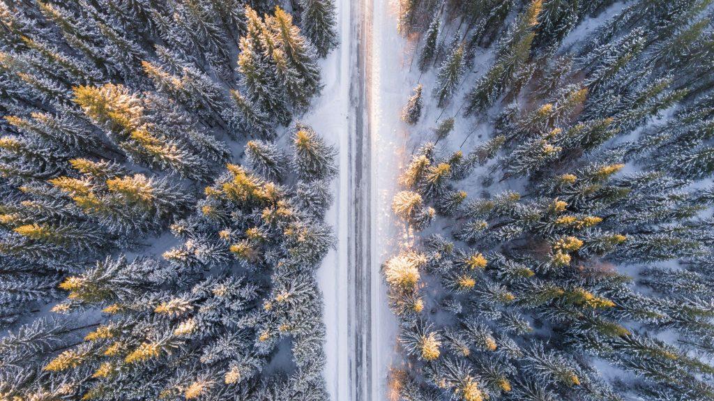 conducir en invierno de forma segura