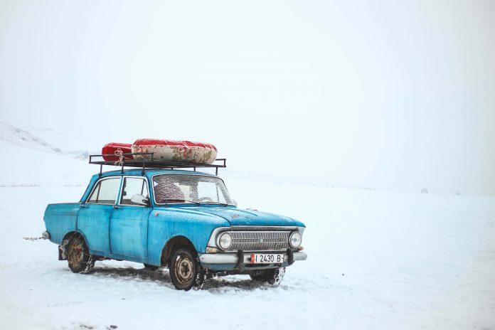 conducir en invierno seguro