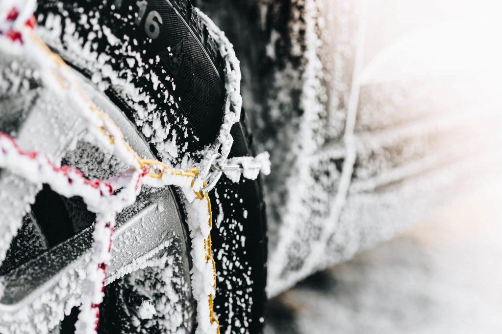 consejos para conducir en invierno seguro