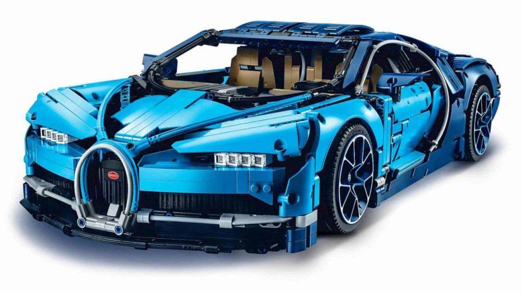regalo para los amantes de los coches lego