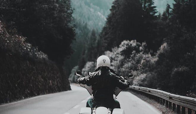 infracciones en moto