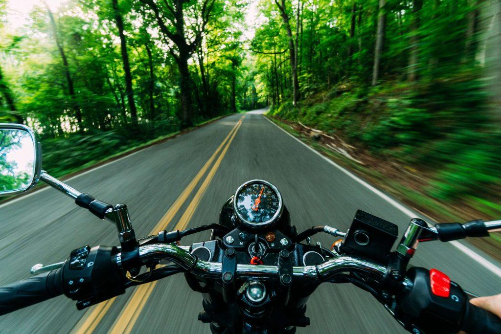 infracciones en moto peligrosas