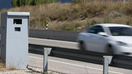 radares dobles carretera