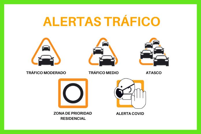 mejores alertas en tiempo real tráfico