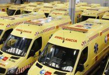 vehículo de emergencia