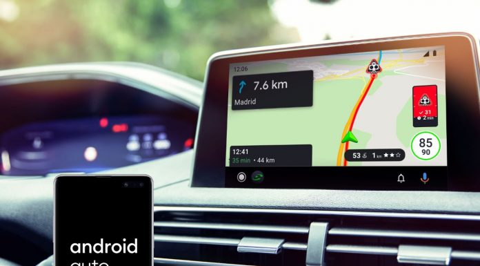 Coyote Android Auto