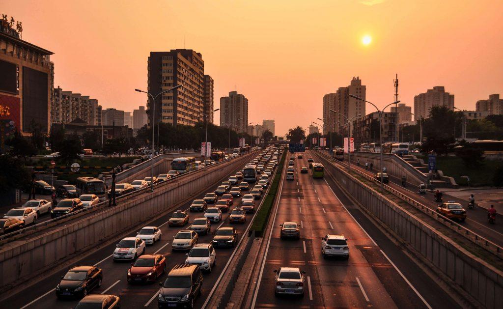 mejorar el medio ambiente gracias a la conducción