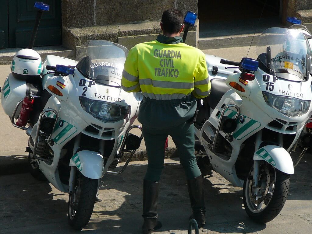 pagar multas de tráfico