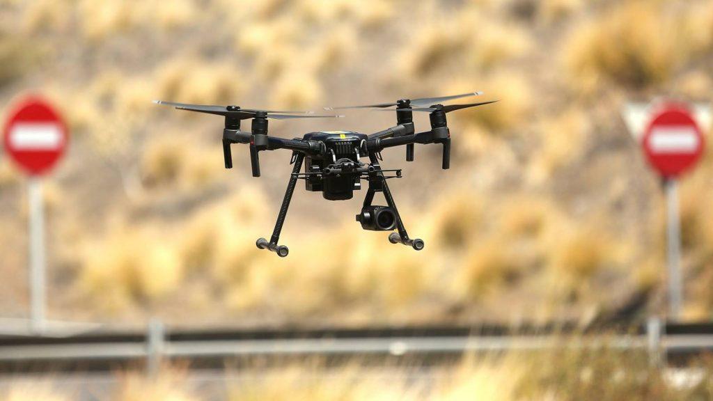 drones de la dgt para este verano