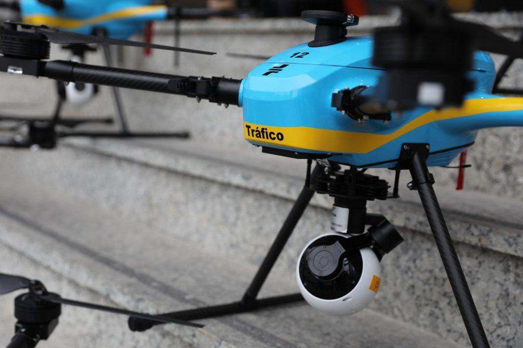 multas por drones de la dgt
